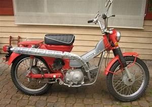 1969 Honda Trail Bike Ct90