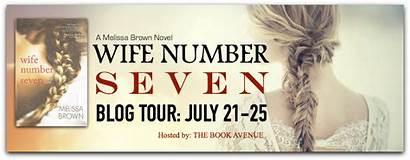 Seven Wife Number Melissa Brown Tour Excerpt
