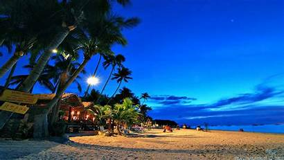 Wallpapers Beach Night Panama Desktop Backgrounds Awesome