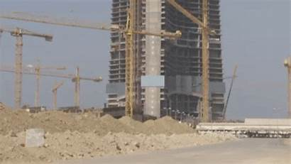 Tower Jeddah Tallest Progress Building Happened Economic