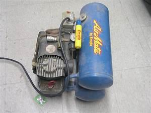 Airmate Emglo 1 1  2 Hp Electric Air Compressor