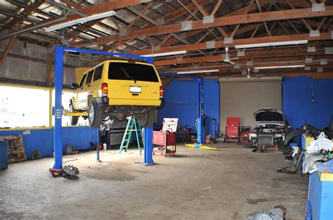 Washington Auto Group Service Repair Body Shop Used Car Sales