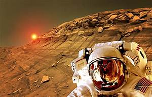 'I saw humans walking on Mars' reveals former NASA ...