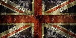 Union Jack Battle Flag Digital Art by Daniel Hagerman