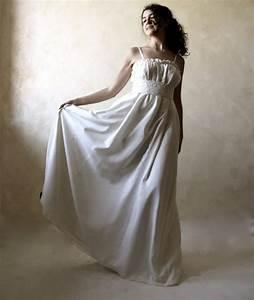boho wedding dress bridal gown empire wedding dress With boho maternity wedding dress