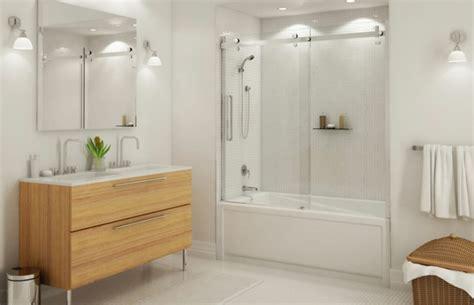 pare baignoire acrylique le pare baignoire coulissant se soigne de votre confort