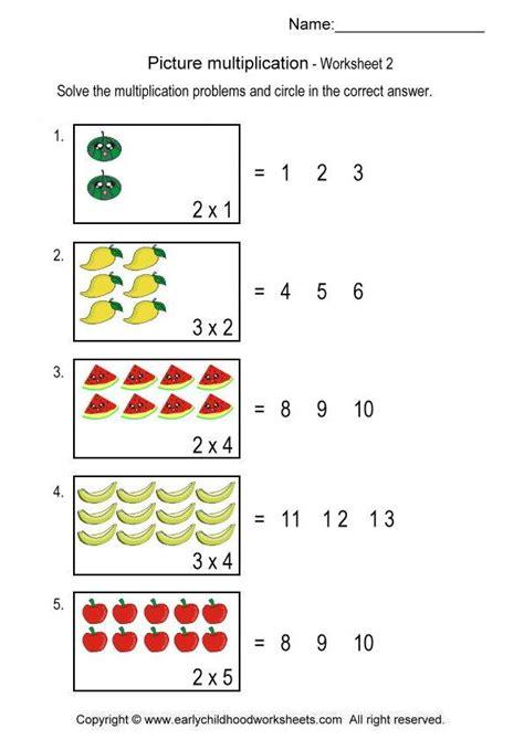 Kids Multiplication Worksheets  Gialdini Worksheets