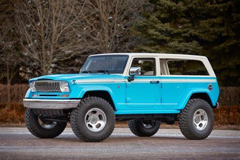 Retro Classic Jeep Concept 4x4 Cars