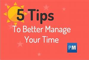 5 Time Management Tips For Busy Professionals