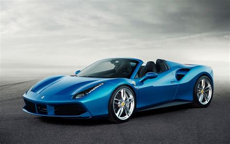 cars ferrari 2016 ferrari 488 spider 2 wallpaper hd car wallpapers