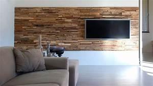 Tv Wandpaneel Holz : wonderwall studios nl wandpaneele holz wohnwand in 2018 pinterest einrichtung holz und ~ Markanthonyermac.com Haus und Dekorationen