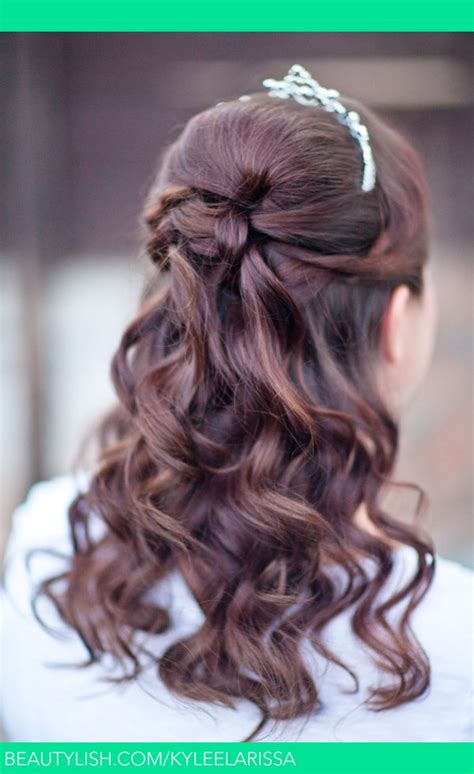 daddy daughter dance hairstyles images