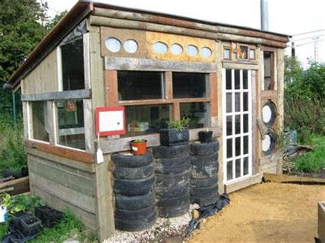 Shed From Recycled Materials by Great Garden Shed All Recycled Building Materials