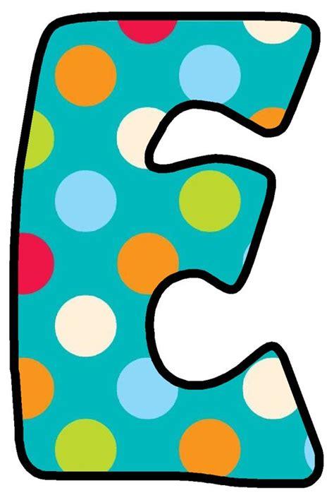 buchstabe letter  whimsical fonts monogram alphabet polka dot letters