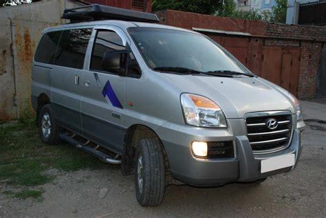 Hyundai Starex Photo by Used 2006 Hyundai Starex Photos Diesel For Sale