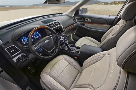standard luxury ford platinum  titanium trims ford