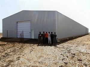 Hangar Metallique En Kit D Occasion : hangar m tallique complet au s n gal ~ Nature-et-papiers.com Idées de Décoration