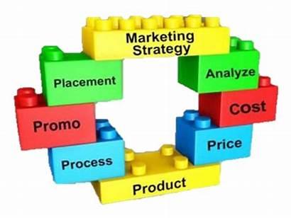 Marketing Building Blocks Digital Plan Flourish Promotional