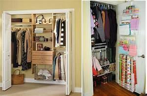 Multifunctional Bedroom Closet