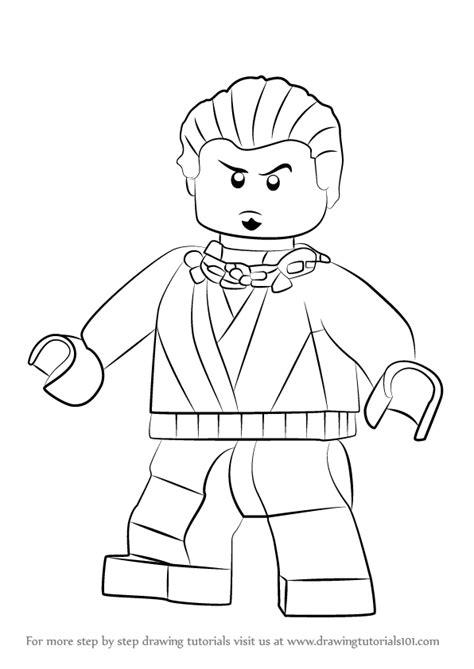 learn   draw neuro  ninjago ninjago step