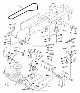 Ayp  Electrolux 271470  2001  Parts Diagram For Ground Drive
