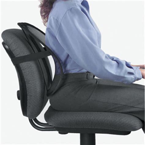 coussin pour chaise de bureau cale dos pour siège de bureau prévient le mal de dos