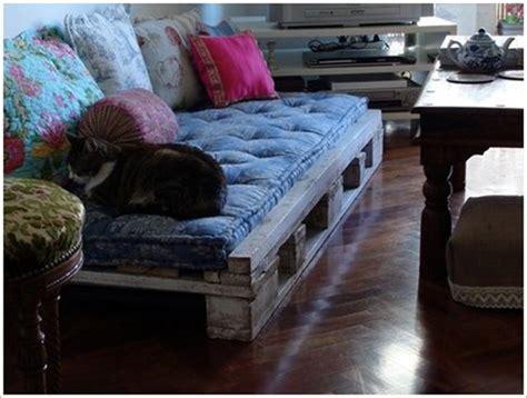 faire des coussins de canap 30 idées incroyables pour fabriquer un canapé en palette