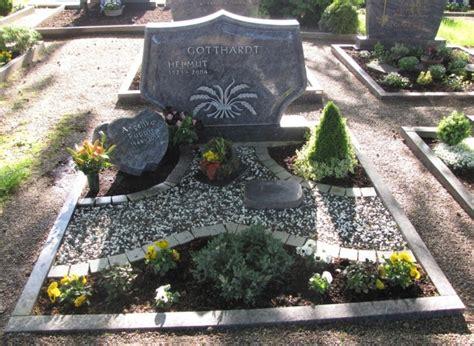Bilder Grabgestaltung Mit Steinen|doppelgrab Und