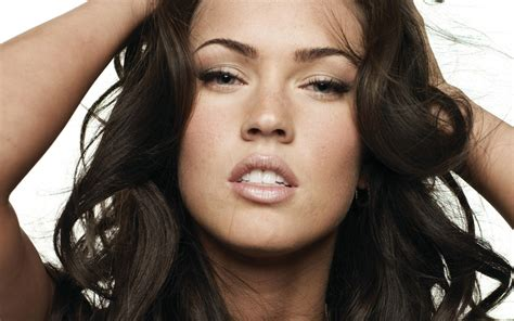 Megan Fox Full Hd Wallpaper And Background Image