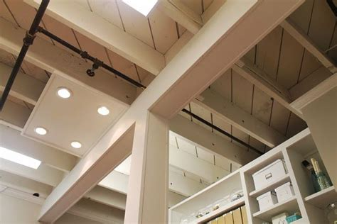 basement ceiling painted ideas  pinterest