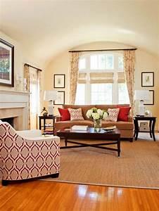 New, Home, Interior, Design, Warm, Color, Schemes