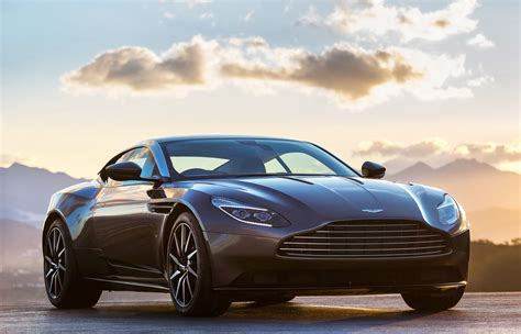 aston martin db11 coupe 2016 running costs parkers
