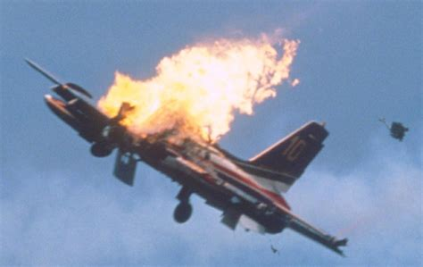 Our list of post-war air show accidents