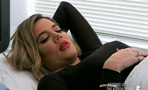 Khloé Kardashian left unable to walk after experiencing ...