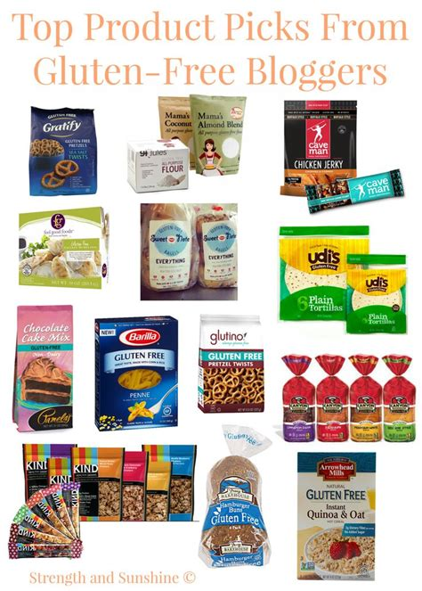 Best 25+ Gluten Free Products Ideas On Pinterest  Gluten