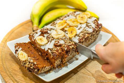 cuisine fitness superb banana bread fitness on toast