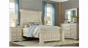 Ash, Gray, Worth, Ivory, Off-white, 5, Pc, King, Panel, Bedroom