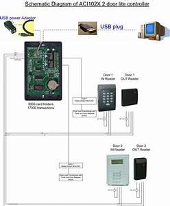 Door Release Relay  U0026 Wiring Diagrams  Cont  Kb U0026 Kc