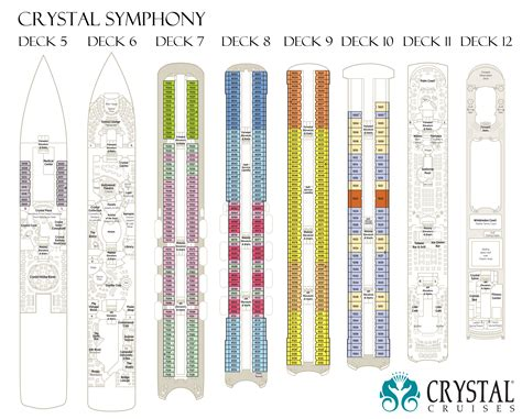deck plan 4 symphony deck plan newsonair org