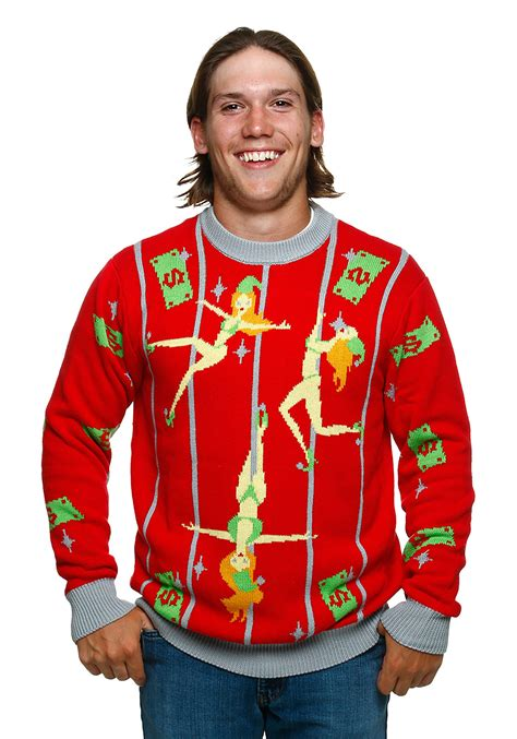 igly sweater pole elves sweater