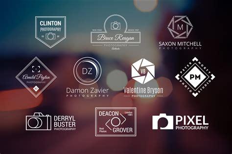 photography logos vol  logo templates  creative