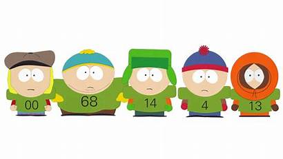 Football Cows Players Park South Characters Southpark