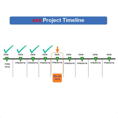 timeline template   documents  word excel