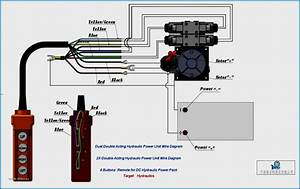 Monarch Hyd Pump Wiring Diagram