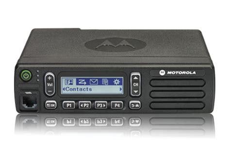Motorola Cm300d™ Mobile Two-way Radio