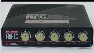 Apexi Safc Super Afc Air Fuel Converter A  F Controller