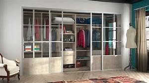 Prix Dressing Sur Mesure : vente de dressing prix direct usine tendances dressings ~ Premium-room.com Idées de Décoration