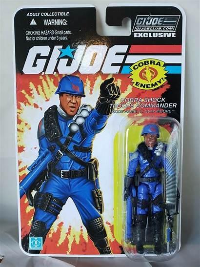 Joe Cobra Action Gi Commander Figure Fss