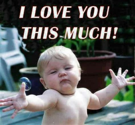 Love You Meme - amazing and funny collection of i love you memes best wishes and greetings