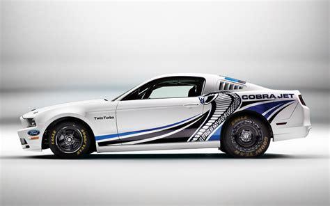 cobra motorsport ford mustang cobra jet concept gets twin turbo 5 0l v 8